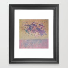 as kalki Framed Art Print