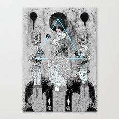 FALSE PROPHETS II Canvas Print