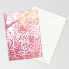 桜, さくら Stationery Cards