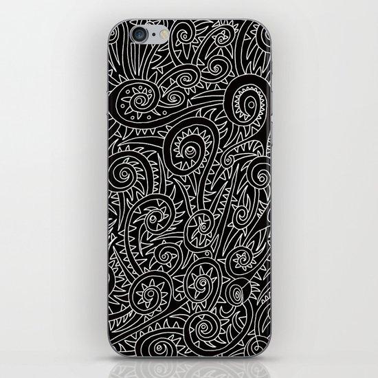 - burnt - iPhone & iPod Skin