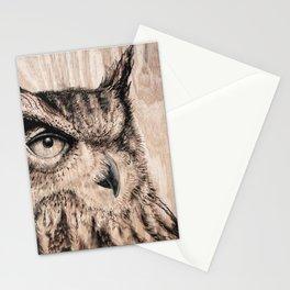 Owl Eye On You Stationery Cards