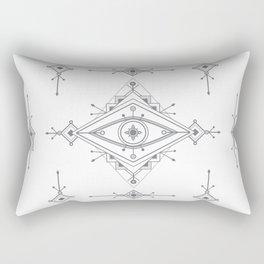 Wild Eye - Day Rectangular Pillow