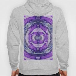 310 - Abstract colour design Hoody