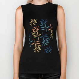 Pinnate Beauties Biker Tank
