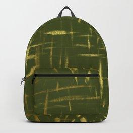 Earth Green Gold Backpack