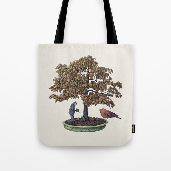 Enchanted Bonsai Tote Bag