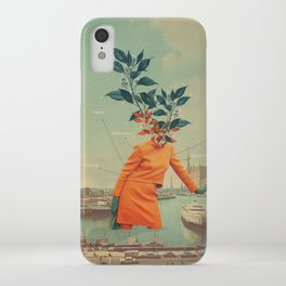 Love and Dignity iPhone Case