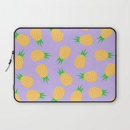 Abstract Pineapple Pattern Laptop Sleeve