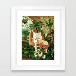 Icelandic Life Framed Art Print