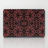 gothic iPad Cases featuring GOTHIC by 2sweet4words Designs