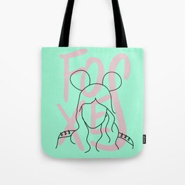 FOXES [1] Tote Bag