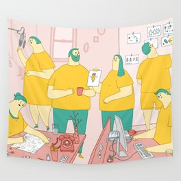 Superdoodle Wall Tapestry