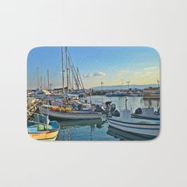 Off the old Acre, or AKKA port, for the old city. Bath Mat