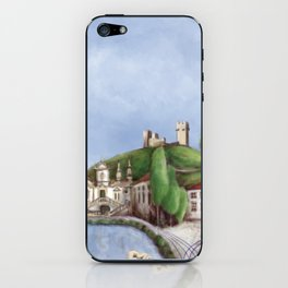 Vila Real landscape iPhone Skin