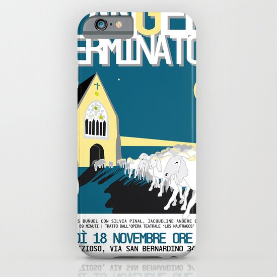 The exterminating angel iPhone & iPod Case