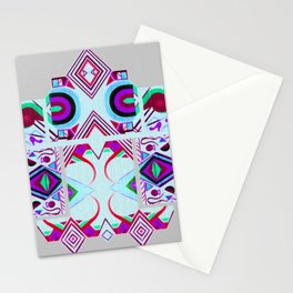 Mandalic Altar II Stationery Cards