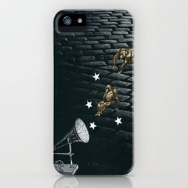 Breakdance Origins iPhone Case