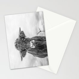 Size Is Relative Stationery Cards
