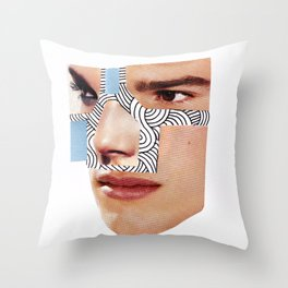 Miscommunication I Throw Pillow