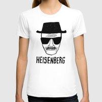 heisenberg T-shirts featuring HeisenBerg by IIIIHiveIIII