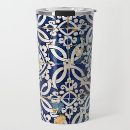 Portuguese glazed tiles Travel Mug