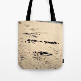 Memory sands Tote Bag