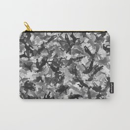 Silly walks camouflage Carry-All Pouch