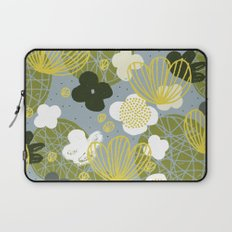 Kokedama Garden by Friztin Laptop Sleeve