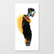 Thanatos Canvas Print