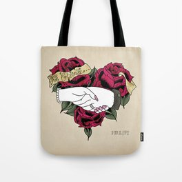 For Eternity Tote Bag