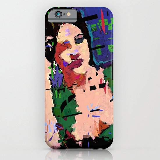 Conquistador iPhone & iPod Case
