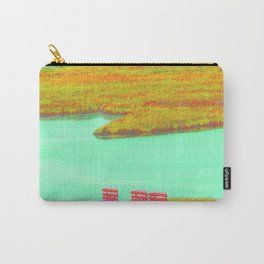 Outerbanks, NC sound and kayaks Carry-All Pouch