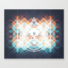 ?3 Canvas Print