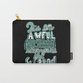 Awful Sound (Oh Eurydice) Carry-All Pouch