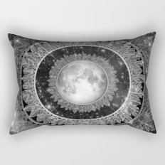 Major Tom (floating in my tin can, far above the Moon) Rectangular Pillow