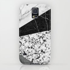 Marble and Granite Abstract Galaxy S5 Slim Case