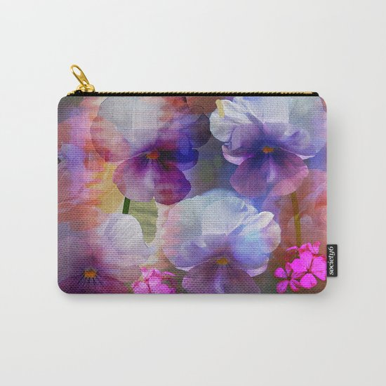 Paint me a garden Carry-All Pouch