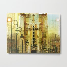 Architcture Metal Print