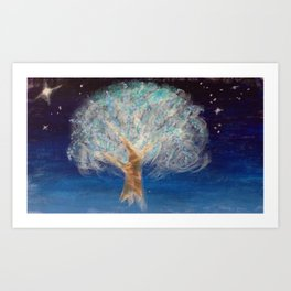 Dream Tree Art Print