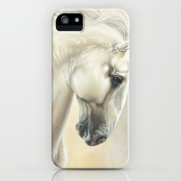 Whispers iPhone Case