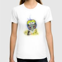 muppets T-shirts featuring Gonzo, The Muppets by KitschyPopShop