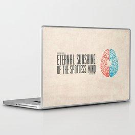 Eternal Sunshine of the Spotless Mind - Alternative Movie Poster Laptop & iPad Skin