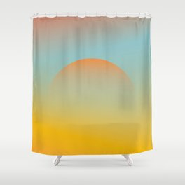 Agari 01 Shower Curtain