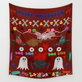 This is Halloween #3 Wall Tapestry