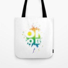 ok - Gay Pride T-Shirt Tote Bag