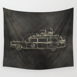 Ghostbusters Wall Tapestry