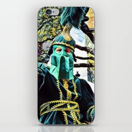 King's Procession iPhone Skin
