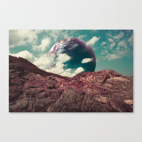 Red Spirit Canvas Print