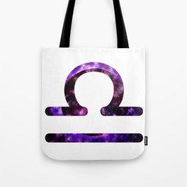 Galactic Libra Tote Bag