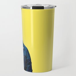 Robert Downey Jr - Low Poly Vector Art Travel Mug